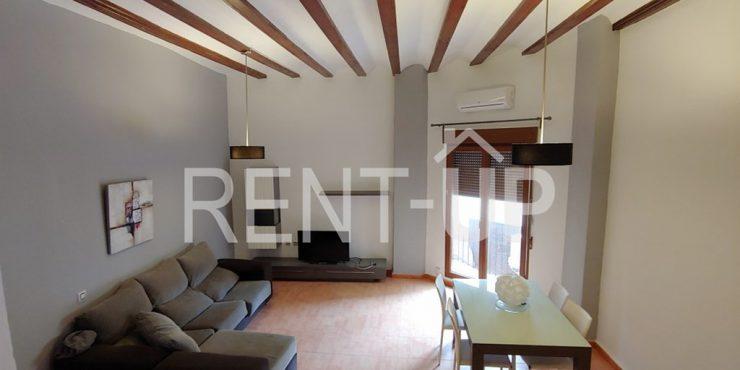 Venta de gran casa reformada con garaje en el centro de Xàtiva, Ref. 1091